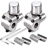 2 Pack BPV-31 Bullet Piercing Tap Valve Kits Compatible with 1/4 Inch, 5/16 Inch, 3/8 Inch Outside Diameter Pipes…