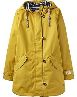 3598137d16a5 Joules Women's Coast Long Sleeve Raincoat: Amazon.co.uk: Clothing