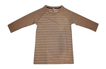 under armour 3 4 sleeve. under armour women\u0027s charged cotton tri-blend 3/4 sleeve raglan shirt (small 3 4 e