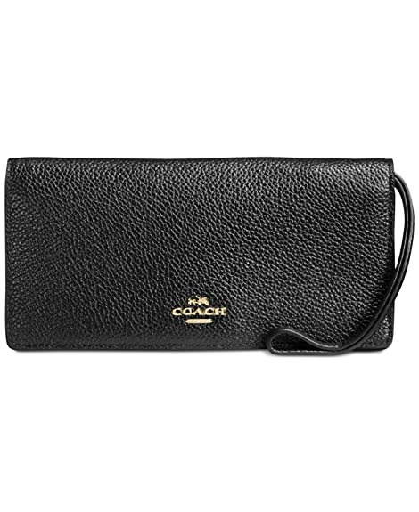 Coach - Cartera para mujer mujer negro Light Gold/Black ...