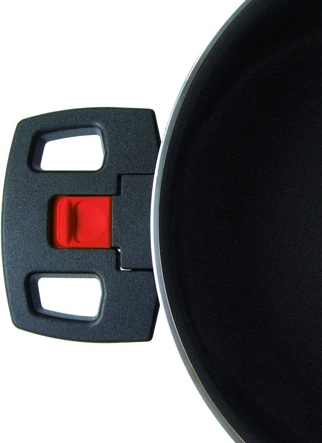 Olla con Tapa BALLARINI 81250D.20 Click und Cook 20 cm