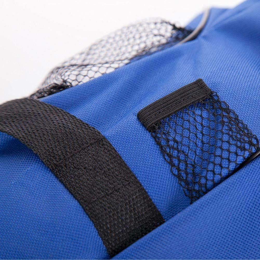 Dequate 6.5 Banlance De Bolsa Impermeable Mochila Hoverboard Material De Oxford Bolso Port/átil Relaxing Negro//Azul Dos Ruedas