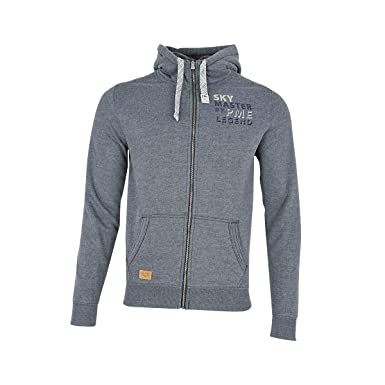 new style 3e56e 2bf3e PME Legend Herren Hoodie Sweatshirt Jacke Rot Blau Grau Kapuzenpullover  Männer