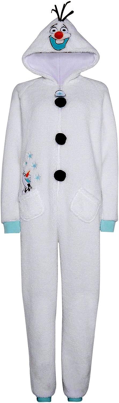 Frozen - Disney Pijama para Mujer, diseño de Olaf, Medium: Amazon ...