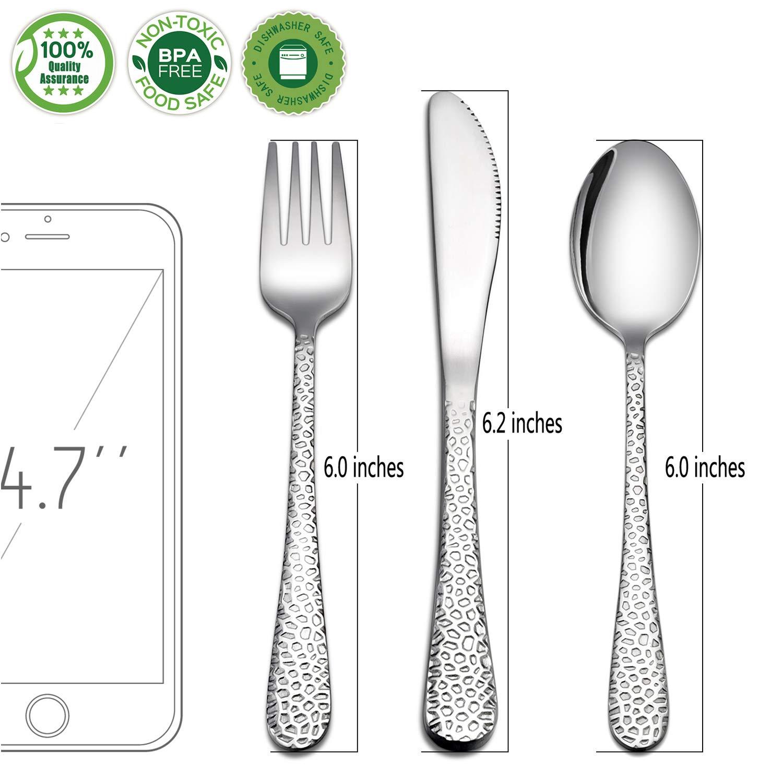 Amazon.com: HaWare Juego de utensilios de cocina infantiles ...