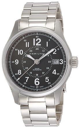 Часы hamilton khaki field купить светодиодные наручные часы недорого