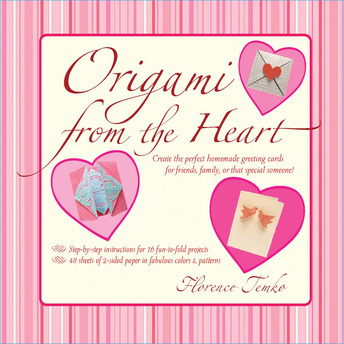 Amazon Origami From The Heart Kit Use Origami To Craft And