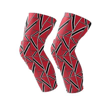 9efe1635b1 Frezi-z Sports Knee Pads Compression Leg Athletic Sleeve Anti-Slip Men  Women Girls
