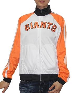 MLB para mujer gigantes de San Francisco con cremallera chaqueta ...