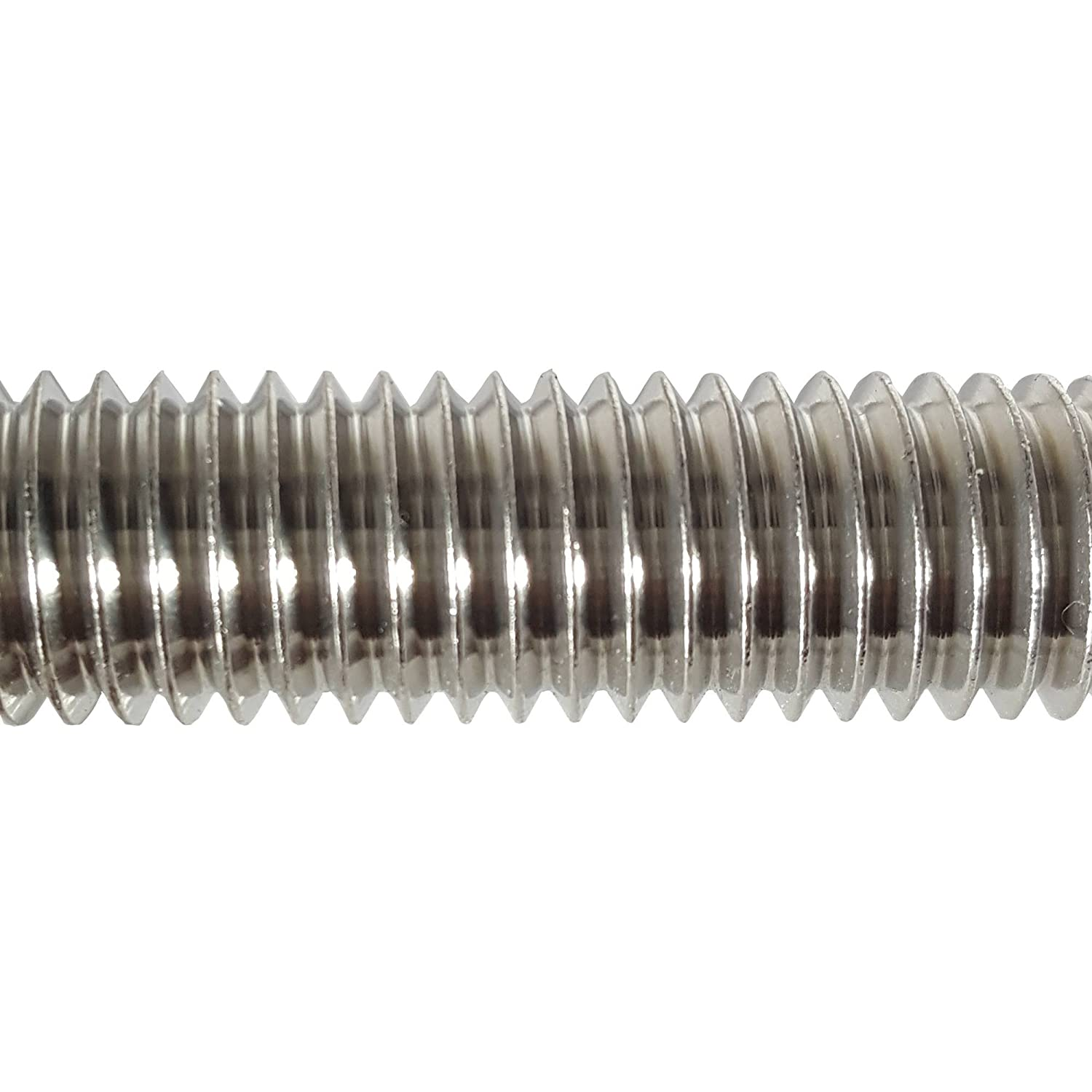 Full Thread Allen Socket Drive Quantity 10 Pieces by Fastenere Cup Point Bright Finish Stainless Steel 18-8 1//2-13 x 1-1//4 Socket Set Screws