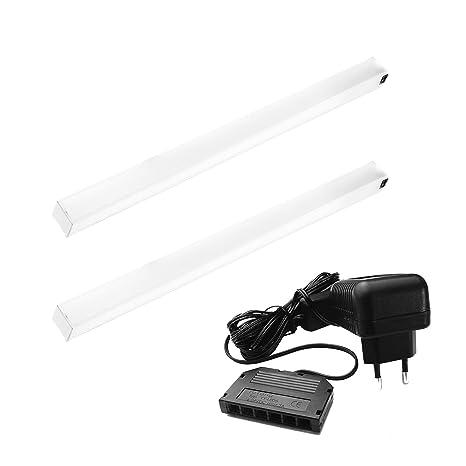 Lámpara LED cajón, pachel de S con sensor de movimiento 368 mm 4000 K blanco