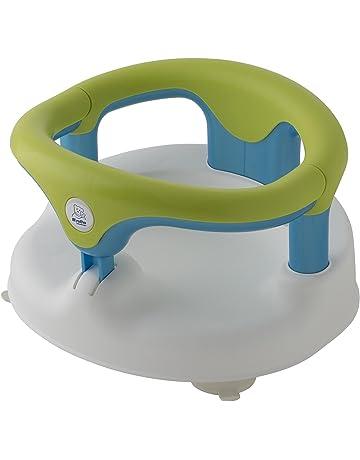 Rotho – Asiento de baño para bebés, soporte cómodo en la bañera y la ducha
