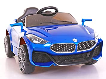 0c1a3b3af Toy House Kid s Majestic Z4 SUV Rechargeable Battery Operated Ride-on Swing  Function Car with
