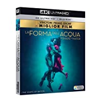 La Forma Dell'Acqua (4K UHD + Blu-Ray)