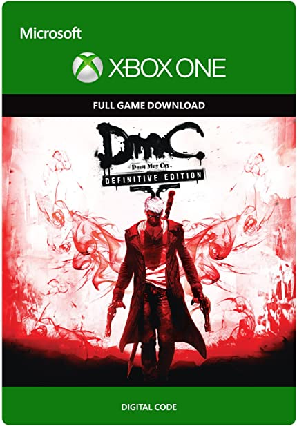 Amazon.com: DmC Devil May Cry: Definitive Edition - Xbox One ...