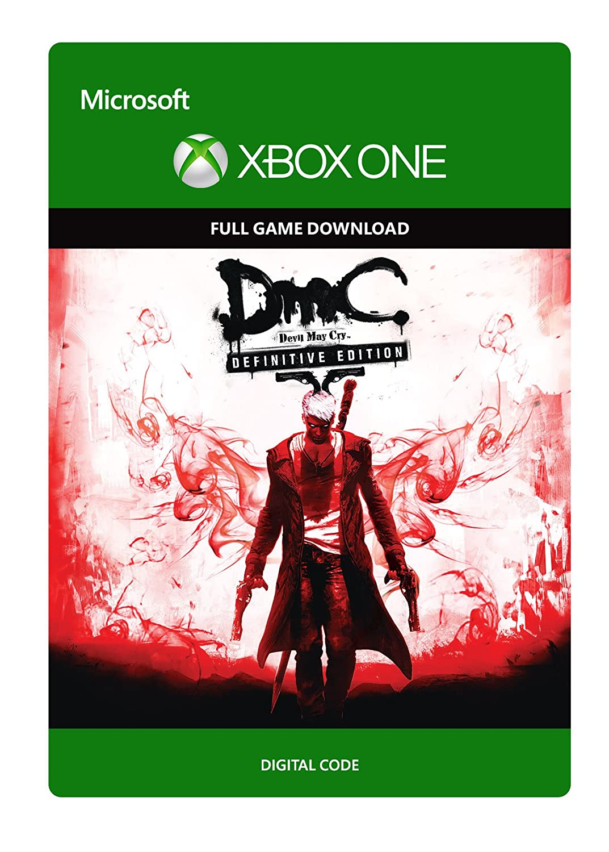 DmC Devil May Cry: Definitive Edition - Xbox One Digital Code