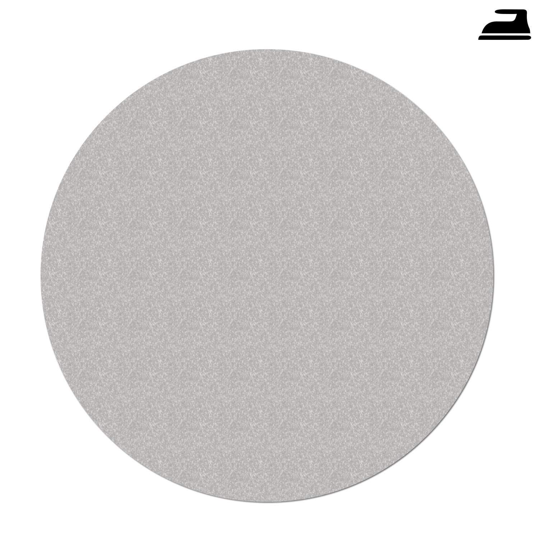 Aufbügler Reflektoren für Kleidung 11-tlg Reflektierende Kreise zum Aufbügeln