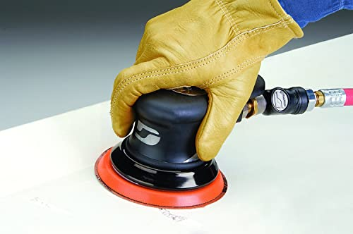 Dynabrade, 56815, Air Random Orbital Sander, 0.28HP, 5 In.