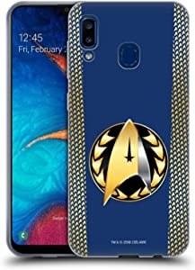 Head Case Designs Officially Licensed by Star Trek Discovery Admiral Badge Uniforms Soft Gel Case Compatible with Samsung Galaxy A20 / A30 2019