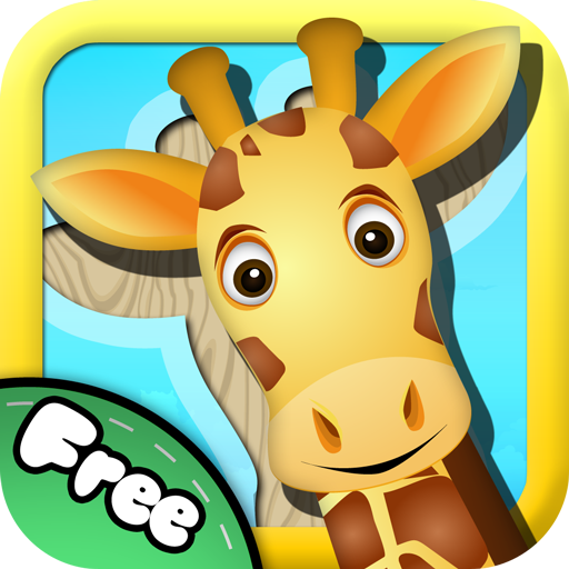 Animal Puzzle Free - Drag 'n' Drop Puzzles for Toddlers ()