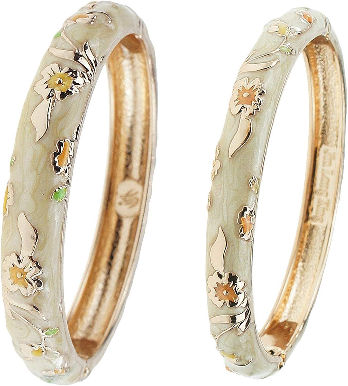 UJOY Cloisonne Bracelets...