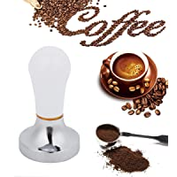 Diyeeni Coffee Tamper 57mm Práctico Handheld Aluminio Coffee