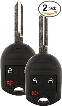 CWTWB1U793 3-btn Mercury Lincoln - Guaranteed to Program Car Key Fob Keyless Entry Remote fits Ford Mazda