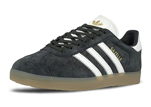 check out 1b94f 59a4c adidas Originals Gazelle Zapatillas de Deporte Hombre Negro, 39 1 3   Amazon.es  Zapatos y complementos