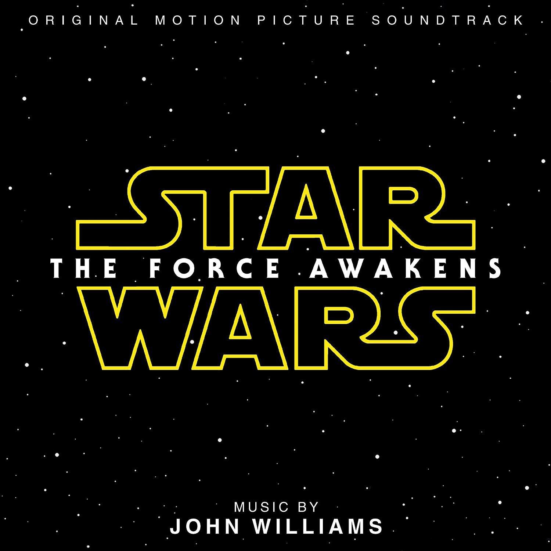 Star Wars: The Force Awakens [2 LP Hologram Vinyl] by OST/WILLIAMS,JOHN