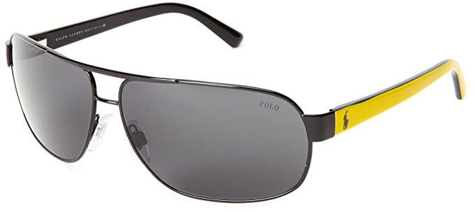 Gafas de Sol Polo Ralph Lauren PH3066 MATTE BLACK - GRAY
