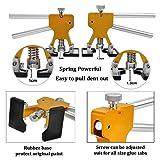 YOOHE Paintless Dent Repair Tools Kit - Gold Dent