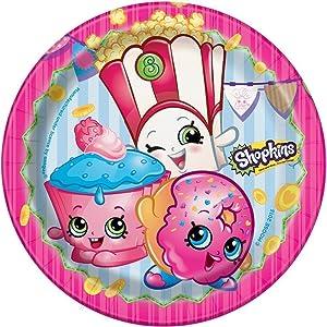 Shopkins Dessert Plates (24 CT)