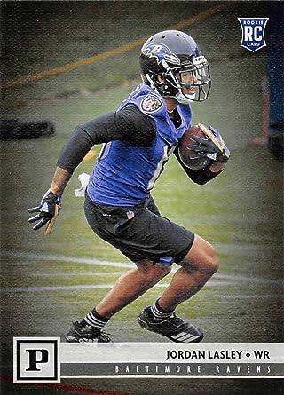 Amazon.com: 2018 Panini NFL Football #363 Jordan Lasley Baltimore ...