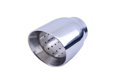 Amazon com: Stainless Steel Exhaust Tip - Inlet: 2