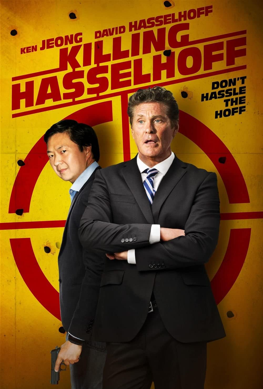 Amazon.com: Killing Hasselhoff Movie Poster 18 x 28 Inches ...