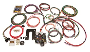 amazon com painless wire 10105 wiring harness with firewall grommet rh amazon com painless wiring harness diagram jeep cj7