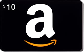 $10 Amazon Credit for Free with $100 Gift Card reload