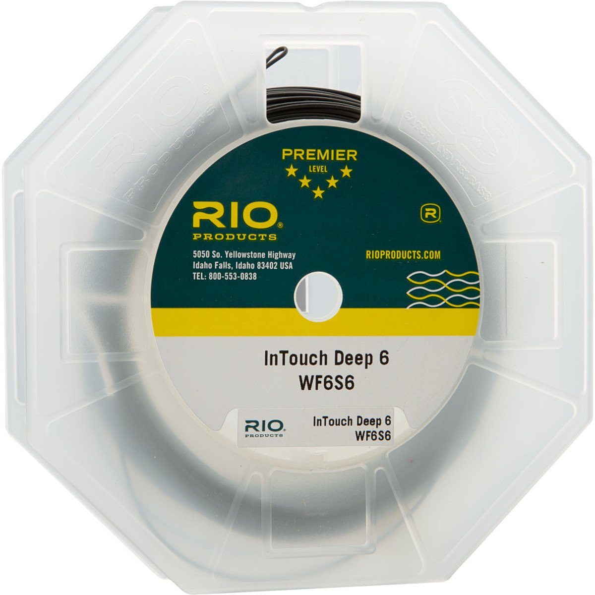 Rio in-touch Fly Line B009VR3WSK WF5S6