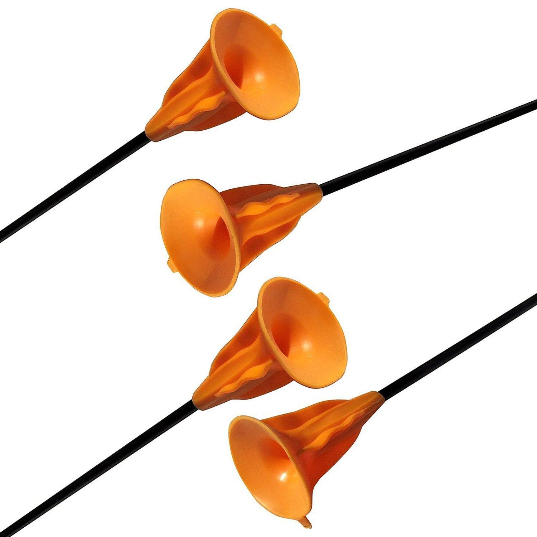 j/óvenes o principiantes arco recurvo de arco compuesto Flechas de arco Conjunto Tiro al aire libre Sucker Arrows Childrens 12pack Ni/ños Tiro con arco Caza juvenil Juego seguro Practique para ni/ños