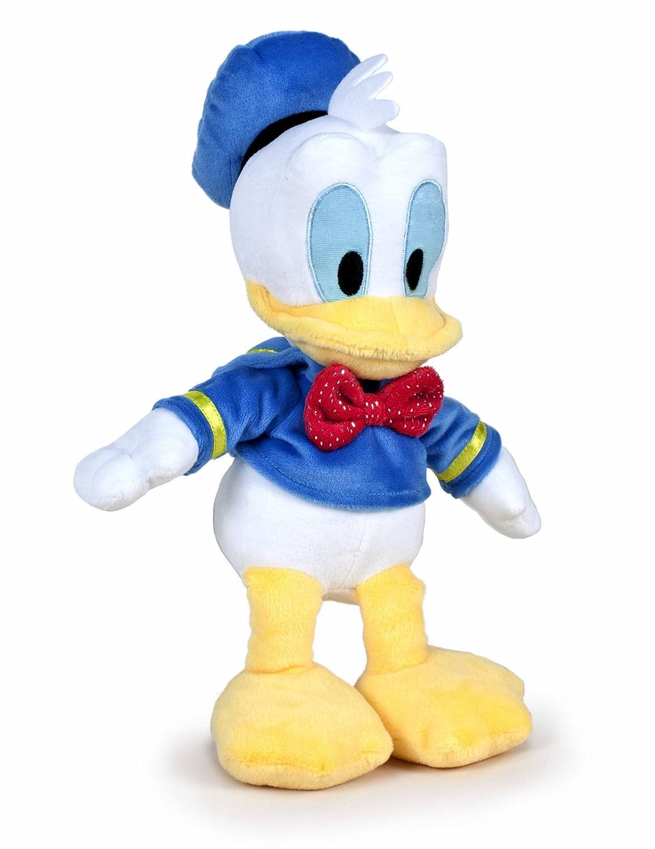 Famosa Softies Peluche 25 cm Donald (760014873): Amazon.es: Juguetes y juegos