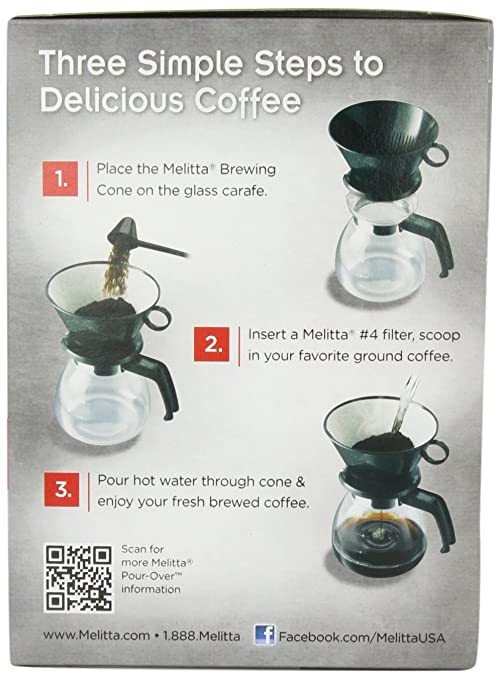 Melitta-6 Cup-Pour-Over-Brewer