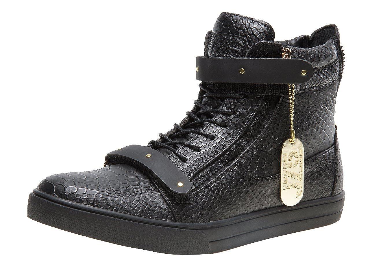 Black JUMP Mens Zion Sneaker