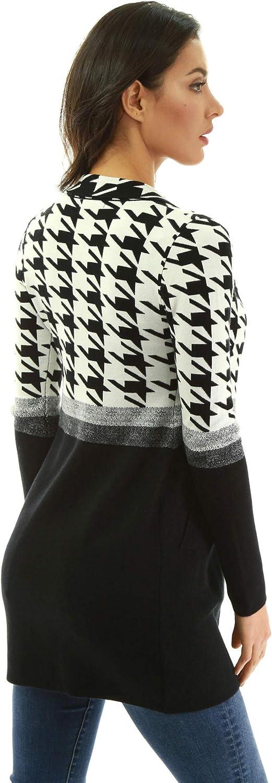 PattyBoutik Women Lapel Collar Pocket Cardigan