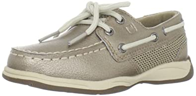 2e144a9c780 Sperry Top-Sider Intrepid Boat Shoe (Toddler Little Kid Big Kid)