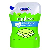 [Pantry] Veeba Eggless Mayonnaise Chef's Special, 875g