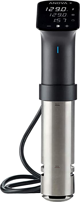 Anova Culinary | Sous Vide Precision Cooker Pro, 1200 Watts, All Metal (Renewed)