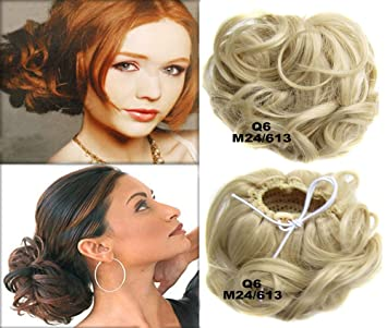 Fabulous Amazon Com Girls Updo Donut Hair Bun Synthetic Clip On Chignon Schematic Wiring Diagrams Amerangerunnerswayorg