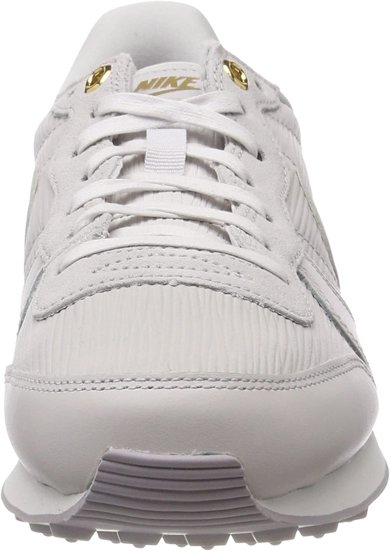 taupe nike sneakers internationalist dames