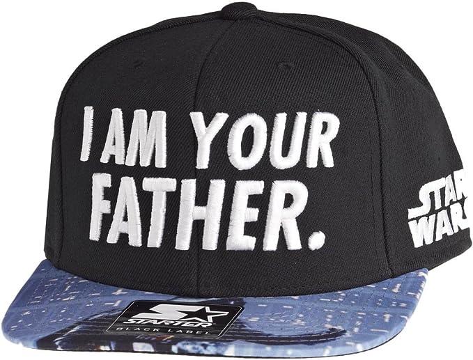 Starter - Gorra de béisbol - para hombre negro Talla única: Amazon ...
