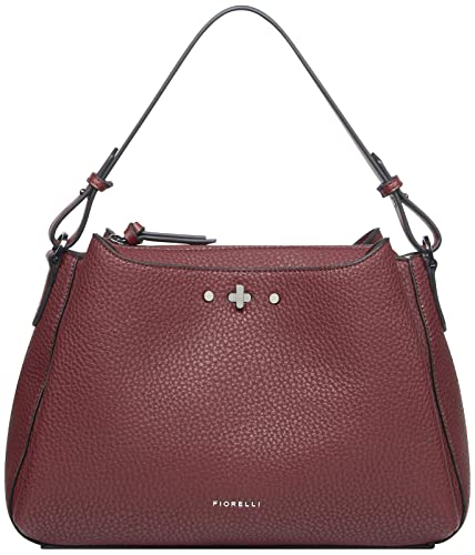 79860e817e88 Fiorelli Khloe Boxy Shoulder Bag (Berry)  Amazon.co.uk  Shoes   Bags
